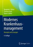 Modernes Krankenhausmanagement (eBook, PDF)