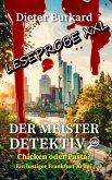 Der Meister-Detektiv: Chicken oder Pasta? (LESEPROBE XXL) (eBook, ePUB)