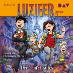 Der Teufel ist los / Luzifer junior Bd.4 (MP3-Download)