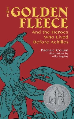 The Golden Fleece (eBook, ePUB) - Colum, Padraic