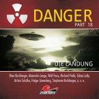 Danger, Part 18: Die Landung (MP3-Download)