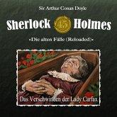 Sherlock Holmes, Die alten Fälle (Reloaded), Fall 45: Das Verschwinden der Lady Carfax (MP3-Download)