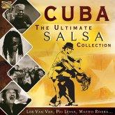 Cuba-Ultimate Salsa Collection