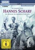 Hannes Scharf: Die Abenteuer des legendären Freibeuters - 2 Disc DVD