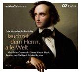 Jauchzet Dem Herrn,Alle Welt-Geistl.Chormusik