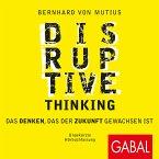 Disruptive Thinking (MP3-Download)