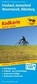 PUBLICPRESS Radkarte Friesland, Ammerland, Wesermarsch, Oldenburg