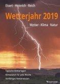 Wetterjahr 2019