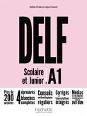 DELF Scolaire et Junior A1 - Nouvelle édition. Livre de l'élève + DVD-ROM + corrigés