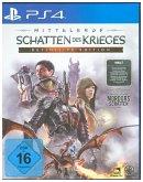 Mittelerde: Schatten des Krieges - Definitive Ed. (PlayStation 4)