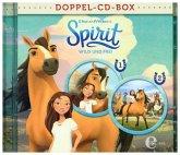 Spirit, wild und frei - Doppel-Box, 2 Audio-CD