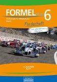 Formel PLUS 6. Ausgabe Bayern Mittelschule. Förderarbeitsheft mit interaktiven Übungen Klasse 6