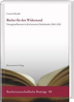 Bücher für den Widerstand - Schmidt, Carina