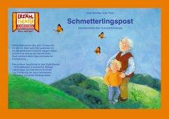 Kamishibai: Schmetterlingspost - Scheffler, Ursel