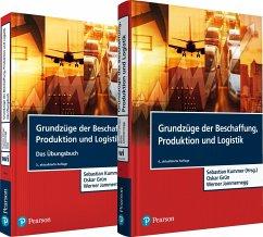 VP Grundzüge der Beschaffung, Produktion und Logistik + Übungsbuch - Kummer, Sebastian;Jammernegg, Werner;Grün, Oskar