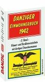 Danziger Einwohnerbuch 1942 - 2. Band