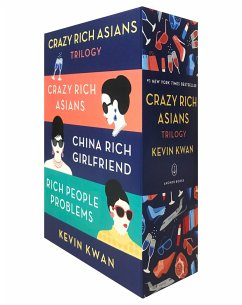 The Crazy Rich Asians Trilogy Box Set - Kwan, Kevin