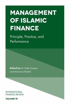 Management of Islamic Finance: Principle, Pract...