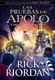 Las Pruebas de Apolo: El Laberinto en Llamas = The Burning Maze