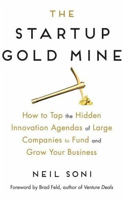 The Startup Gold Mine: How to Tap the Hidden Innovation Agendas of Large Companies to Fund and Grow Your Business - Soni, Neil