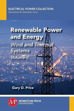 Renewable Power and Energy, Volume II