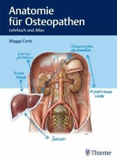 Anatomie für Osteopathen - Corts, Magga