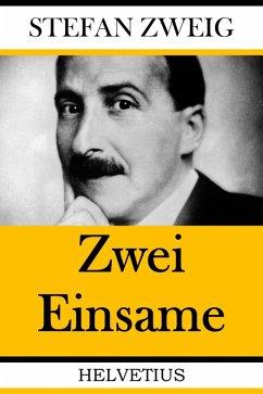 Zwei Einsame (eBook, ePUB) - Zweig, Stefan
