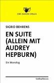 En Suite (allein mit Audrey Hepburn) (eBook, ePUB)