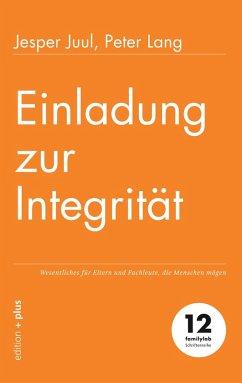 Einladung zur Integrität (eBook, ePUB)