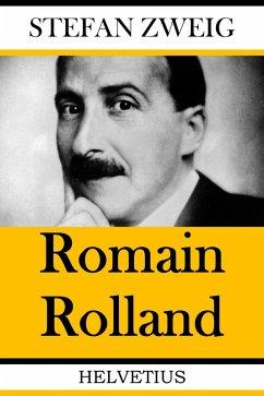 Romain Rolland (eBook, ePUB) - Zweig, Stefan