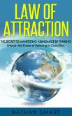 Law of Attraction: The Secret to Manifesting Abundance by Thinking - Unleash the Power of Believing to Grow Rich (eBook, ePUB)