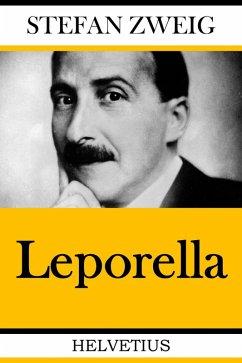 Leporella (eBook, ePUB) - Zweig, Stefan