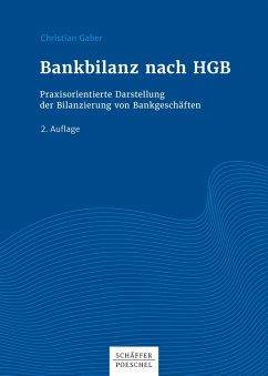 Bankbilanz nach HGB (eBook, PDF) - Gaber, Christian