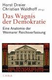 Das Wagnis der Demokratie (eBook, PDF)