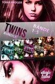 Twins Bundle (Bände 1-5) (eBook, ePUB)