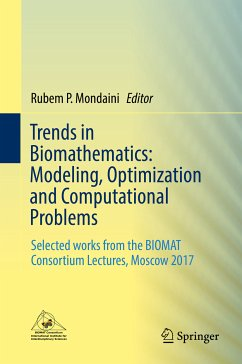 Trends in Biomathematics: Modeling, Optimization and Computational Problems (eBook, PDF)