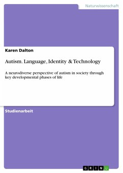 Autism. Language, Identity & Technology (eBook, PDF)