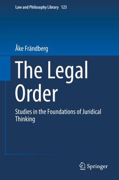 The Legal Order (eBook, PDF) - Frändberg, Åke