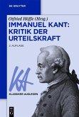 Immanuel Kant: Kritik der Urteilskraft (eBook, ePUB)
