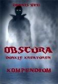 Obscura- Kompendium (eBook, ePUB)