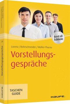 Vorstellungsgespräche (eBook, PDF) - Müller-Thurau, Claus Peter; Lorenz, Michael; Rohrschneider, Uta