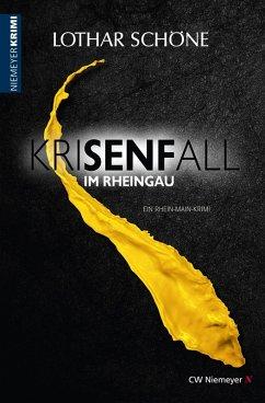 KriSENFall im Rheingau (eBook, ePUB) - Schöne, Lothar