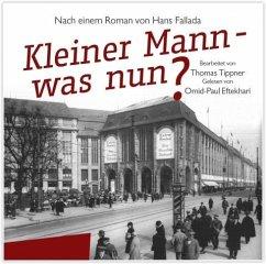 Kleiner Mann - was nun?, 2 Audio-CD - Fallada, Hans