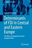 Determinants of FDI in Central and Eastern Europe (eBook, PDF)
