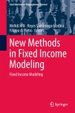 New Methods in Fixed Income Modeling (eBook, PDF)