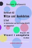 Serbisch A2 Witze und Anekdoten 2.Teil / Srpski A2 Vicevi i anegdote 2.deo (eBook, ePUB)