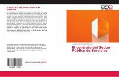 El contrato del Sector Público de Servicios