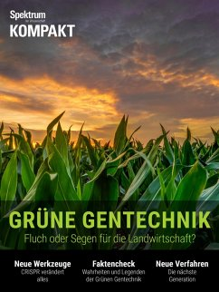 Spektrum Kompakt - Grüne Gentechnik (eBook, PDF)