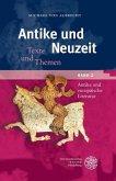 Antike und europäische Literatur