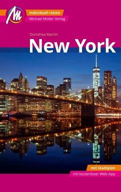 New York MM-City Reiseführer Michael Müller Verlag - Martin, Dorothea